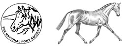 The National Pony Society. Logo